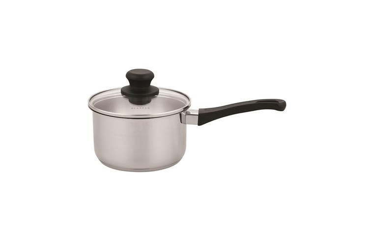 Scanpan Classic Inox 3Pc Stainless Steel Saucepan Set Induction Gas Cookware