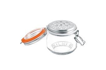 Kilner 500ml Glass Jar Cheese Grater Container Storage w  Lid Food Kitchen