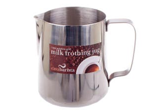 Casa Barista 900ml Stainless Steel Milk Coffee Latte Frothing Cup Pitcher Jug