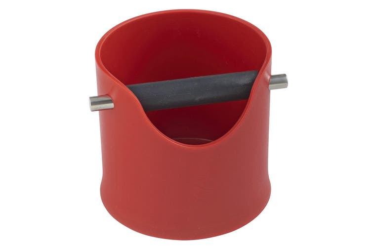 Crema Pro 11cm Knock Box Coffee Barista Bin Espresso Grinds Tamp Waste Bucket RD