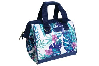 Sachi Thermal Insulated Picnic Lunch Box Cooler Carry Food Bag Tropical Paradise