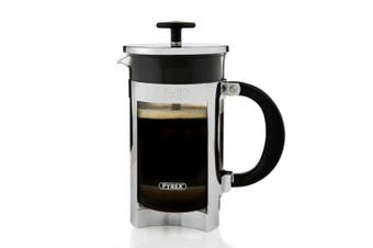 Euroline 6 Cup 800ml Stainless Steel Glass Coffee Plunger French Press Maker SL