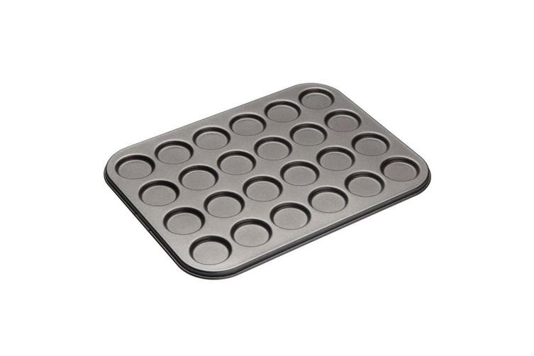 Mastercraft Stainless Steel 24 Cup Baking Mini Macaron Whoopie Pie Pan Non Stick