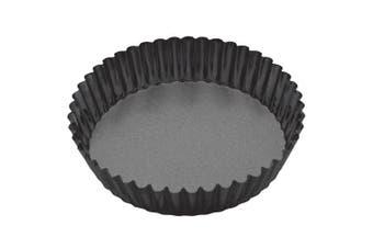 Mastercraft 25cm Extra Deep Flan Quiche Pan Kitchen Round Baking Pie Tart Tray