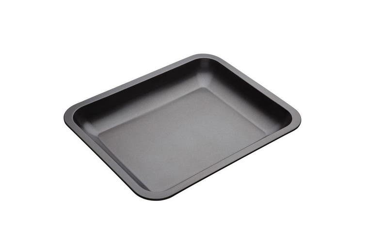 Mastercraft 38x30.5cm Roast Bakeware Carbon Steel Roasting Baking Tin Tray Pan