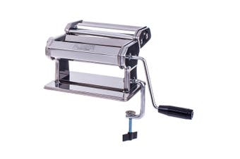 Al Dente 180mm Stainless Steel Pasta Maker Machine Cutter Roller Dough Spaghetti