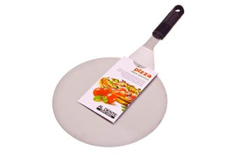 D.Line 25cm Pizza Oven Spatula Stainless Steel Baking Paddle Lifter Silver