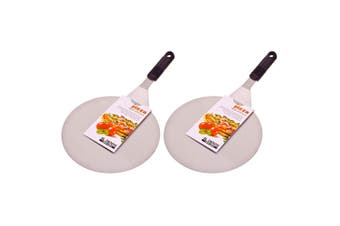 2PK D.Line Pizza Oven 25cm Spatula Stainless Steel Baking Paddle Lifter SL