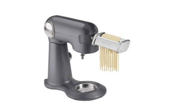 Cuisinart Pasta Roller & Cutter Set Noodle Spaghetti Fettuccine for Stand Mixer