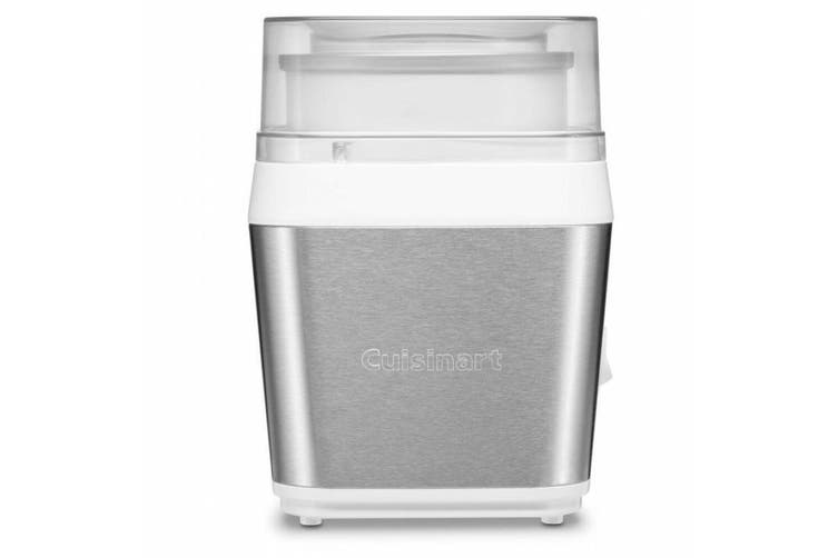 Cuisinart ICE-31A 1.5L Fresh Fruit Ice Cream Yogurt Maker w Paddles Freezer Bowl
