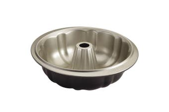 Anolon Ceramic Reinforced Fluted 24cm Cake Ring Tin Round Kitchen Baking Mould