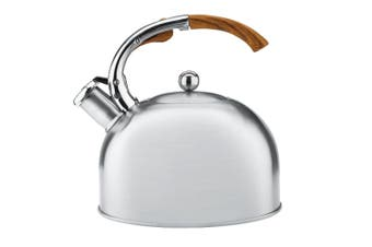 Raco Elements 2.5L Stainless Steel Whistling Stovetop Induction Kettle w Handle