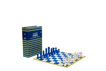 S&P Chess 31x21cm Fun Strategy Board Game for Kids Children Family 5y+