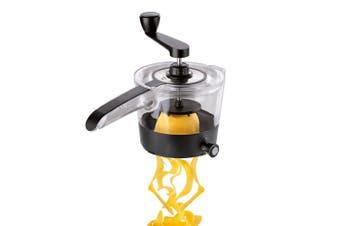 Gefu Spiralfix Manual Kitchen Vegetable Food Spiral Slicer Veg Cutter Chopper