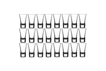 24pc Pasabahce Boston 60ml Shot Glass Liquor Alcohol Vodka Party Drinkware Clear