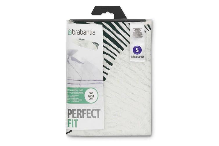 Brabantia Ironing Cover 95x30cm Cotton w  Foam for Iron Board Fern Shade Green