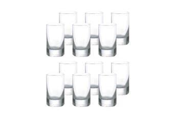 2x 6pc Bohemia Barline 35ml Vodka Shot Glass Tumbler Glassware Barware Set