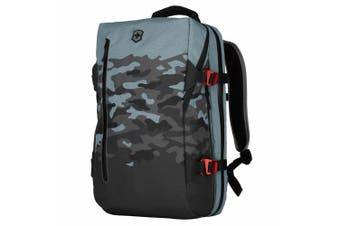 Victorinox VX Touring 17 Laptop Backpack Business School Travel Bag Camouflage