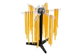 Gefu Cittare Pasta Noodle Dryer Storage Kitchen Drying Rack Holder Stand Black