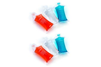 6PK Cuisipro Liquid Soap Wash Concentrate Refill 30ml Foam Hand Washes for Pump