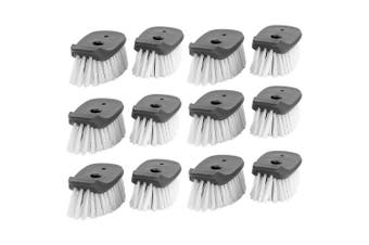 12x Tovolo Scrub Clean Refill Replacement f  Magnetic Soap Dispenser Dish Brush