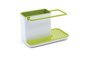 Joseph Joseph 20cm Sink Accessories Tidy Caddy Rack Holder Storage White Green
