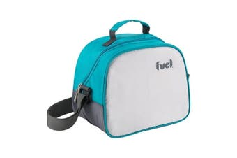 Trudeau Fuel Insulated Oval Lunch Food Storage Portable Travel Carry Bag Box BL