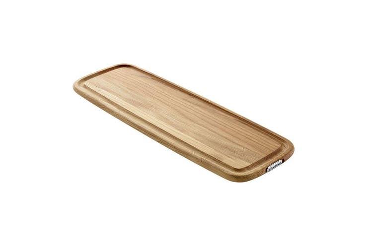 Scanpan Maitre D' Oak 58.5x20cm Oak Wood Food Serving Board Tray Cheese Platter