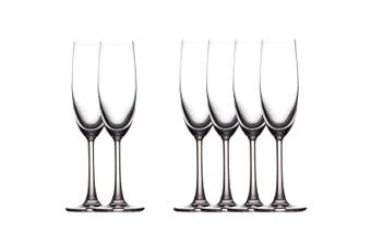 6pk Maxwell & Williams Cosmopolitan Champagne Flute Glasses 160ml Bar Tableware