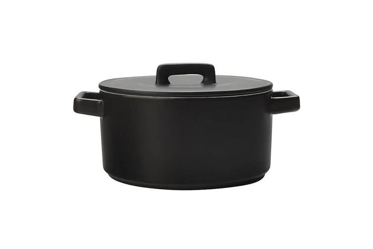Maxwell & Williams 2.6L Epicurious Round Casserole Dish w  Lid Stock Pot Oven