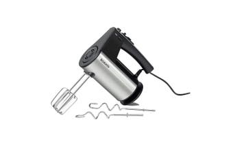 Brabantia 300W Electric Stainless Steel Hand Mixer Whisk Egg Beater Kneader Hook