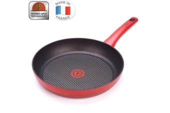 Tefal 30cm Character Frypan Frying Pan Induction Dishwasher Safe Thermo Spot