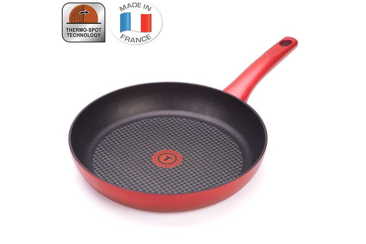 Tefal 32cm Character Non-Stick Frypan Frying Pan Induction Dishwasher Thermo Spo