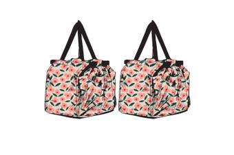2x Davis Waddell 48cm Reusable Sala Grocery Shopping Bag f Trolley FLW