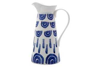Maxwell & Williams 2.4L Suomi Ceramic Pitcher Juice Water Drink Serving Jug