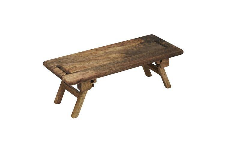 Davis & Waddell Landstead 50cm Mango Wood Chopping Cheese Board Serving Platter