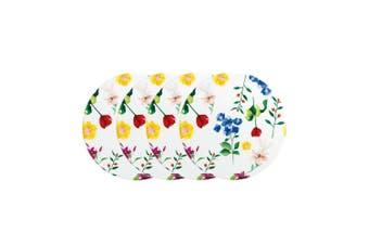 4pc Maxwell & Williams Teas & C's Contessa 9cm Ceramic Cork Round Coaster White