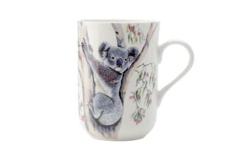 Maxwell and Williams Cashmere Animals of Australia Mug 300ML Koala Gift Boxed