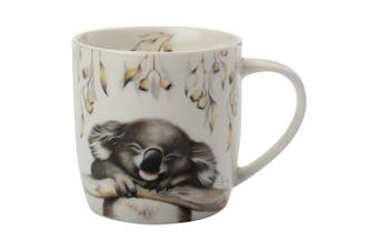 Maxwell & Williams Sally Howell 340ml Mug Cup Tea Coffee Drink Tin GB Koala