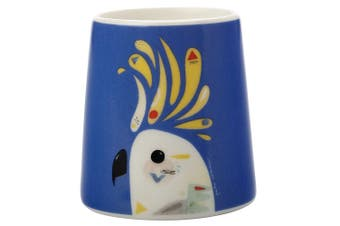 Maxwell & Williams Pete Cromer Boiled Egg Cup Stand Holder Tableware Cockatoo BL