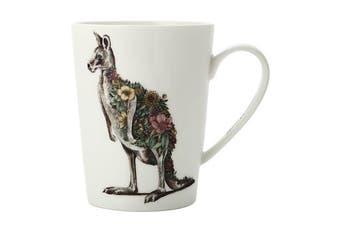 Maxwell & Williams Ferlazzo Australian Families 450ml Tall Mug Kangaroo & Joey