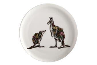 Maxwell & Williams Marini Ferlazzo Australian High Rim 20cm Plate Kangaroo Joey
