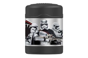 Thermos Funtainer 290ml Stainless Steel Vacuum Food Jar Star Wars Storm Trooper