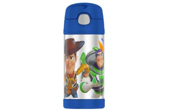 Thermos 355ml Funtainer Insulated Stainless Steel Water Drink Bottle Toy Story