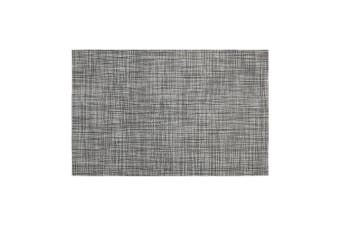 Maxwell & Williams Crosshatch Placemat 45cm Kitchen Dining Place Table Mat Grey