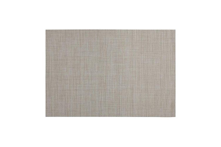 Maxwell & Williams Crosshatch Placemat 45x30cm Kitchen Dining Table Mat Taupe