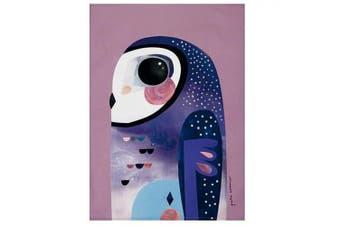 1pc Maxwell & Williams 50cm x 70cm Pete Cromer Cotton Tea Towel Linen Napery Owl