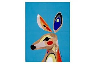 1pc Maxwell & Williams 50cm x 70cm Pete Cromer Cotton Tea Towel Linen Kangaroo