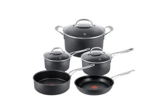 5pc Tefal Jamie Oliver Non-Stick Induction Set w Frypan Saute Pan Stew Pot