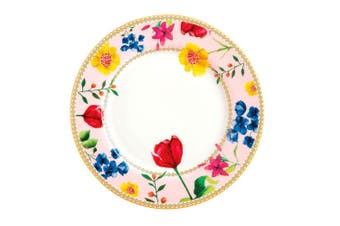 Maxwell & Williams Teas & C's Contessa 19.5cm Food Dessert Serving Plate Rose PK